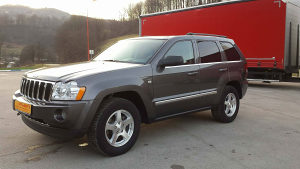 JEEP GRAND CHEROKEE 3.0 CRD 2006 G.P