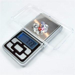 Vaga digitalna za zlato 500/0,01 srebro nakit gram