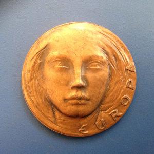 Medalja ITALY EUROPA