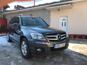 MERCEDES GLK 320CDI PANORAMA 4MATIC 4x4