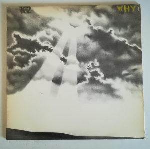 K2 - Why (Kornelije Kovač) LP
