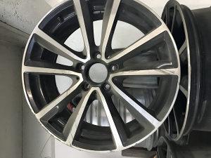 Mercedes aluminijska felga