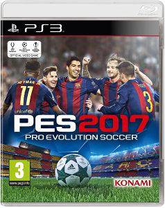 PES 2017 Pro Evolution Soccer 17 (PS4)