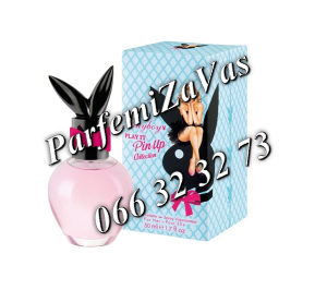 Playboy Pin Up Collection Blue 50ml ... Ž 50 ml