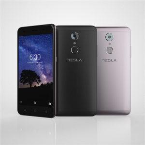 TESLA Smartphone 3.3 D.Grey 4G