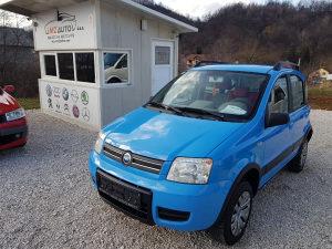 Fiat Panda 1.2 benzin 4x4 2005 god tek uvezen