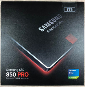 SAMSUNG 1 TB 850 PRO SSD Laptop Solid State Drive
