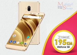 Ulefone S8 - Metalni okvir