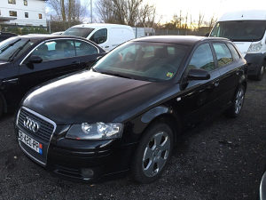 Audi A 3 2.0 Diesel 2006