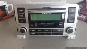 Radio Mp3 Hyundai Santa fe 2007 2008 dijelovi