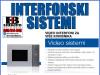 "Video interfon-Monitor za sistem CM-02NERV 5"" TFT"