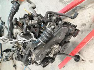 Motor ford fokus 1.8tdci 85kw 2003g