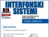 Video interfon-Video distributer VM-8