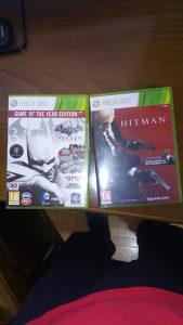 Batman Arkaham XBOX 360 igre - ČITAJ DETALJNO