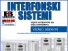 Video interfon-Spoljašnje jedinice sistema SILVER
