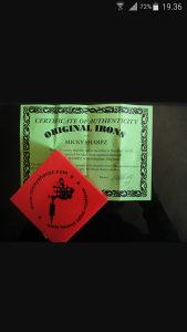 Tattoo oprema micky sharps