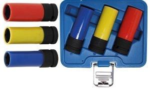 Set udarnih gedora 1/2 17,19 i 21 mm BGS 7300