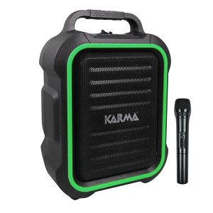 Karaoke bluetooth zvučnik | integrisana baterija, IP42