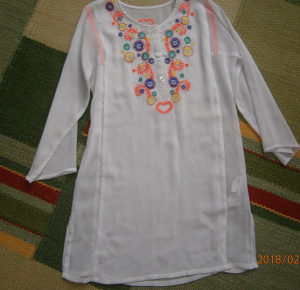 Krasna H&M tunika-bluza.Broj 122/128