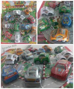 12 komada autica 5 cm x 3,5 cm auto autic NOVO