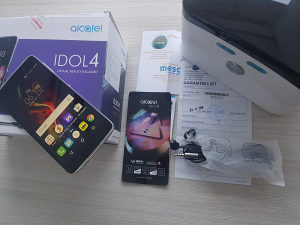 Alcatel Idol 4   VR naocale (virtual reality included)