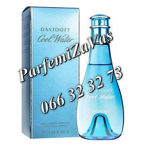 Davidoff Cool Water 100ml Tester Ž 100 ml
