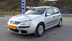 VW VOLKSWAGEN GOLF V 5 1.9 77 KW 2006 G.P