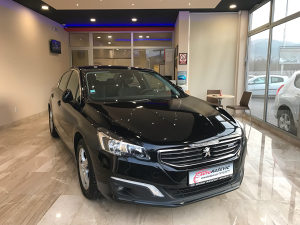 Peugeot 508 2.0 HDI 2014. god. NEW MODEL Do Registr