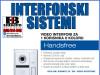 Spoljna jedinica video interfona/portafona GRAND