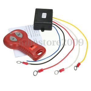 Daljinski za elektro Vitlo/Cekrk 12V/24V za slep sluzbu