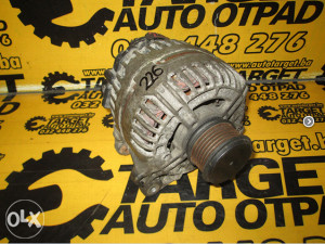 ALTERNATOR VW GOLF 6 DIJELOVI
