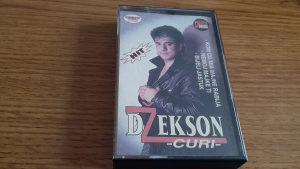 audio kaseta DŽEKSON CURI