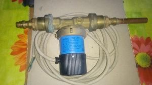 Pumpa za toplu vodu