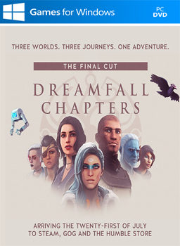 Dreamfall Chapters: The Final Cut PC DVD