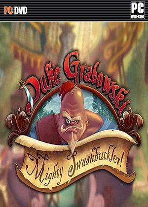 Duke Grabowski, Mighty Swashbuckler PC DVD