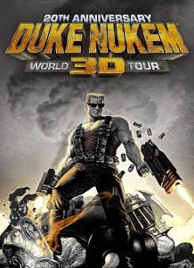 Duke Nukem 3D: 20th Anniversary World Tour PC DVD
