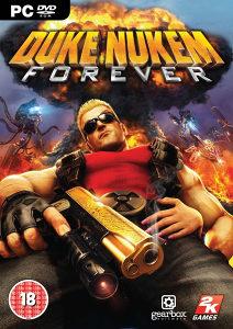 Duke Nukem Forever PC DVD