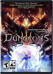 Dungeons 3 + 4 DLC PC DVD