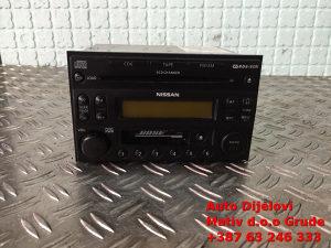 Radio Nissan Murano 2007. g