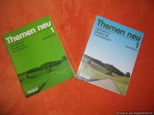 Hueber THEMEN NEU 1 Njemacki Ucenje Njemackog Jezika