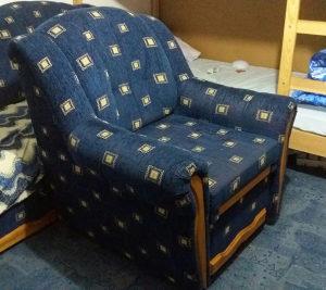 Fotelja  masivna