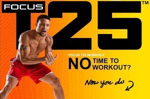 Focus T25 Workout ALPHA,BETA,Gamma - DVD DL