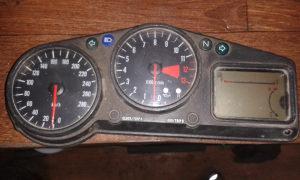 ZX12R kawasaki taho sat