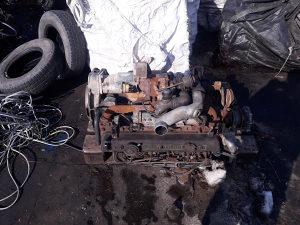 MOTOR NISAN PATROL 3.3 160KW