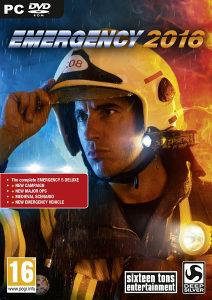 Emergency 2016 PC DVD