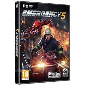 Emergency 5: Deluxe Edition PC DVD