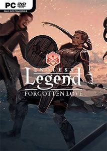 Endless Legend: Forgotten Love PC DVD