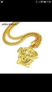 Versace ogrlica/lanac