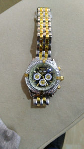 Sat breitling automatic 062666446
