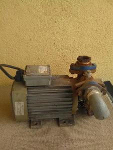 Pumpa za vodu neispravna